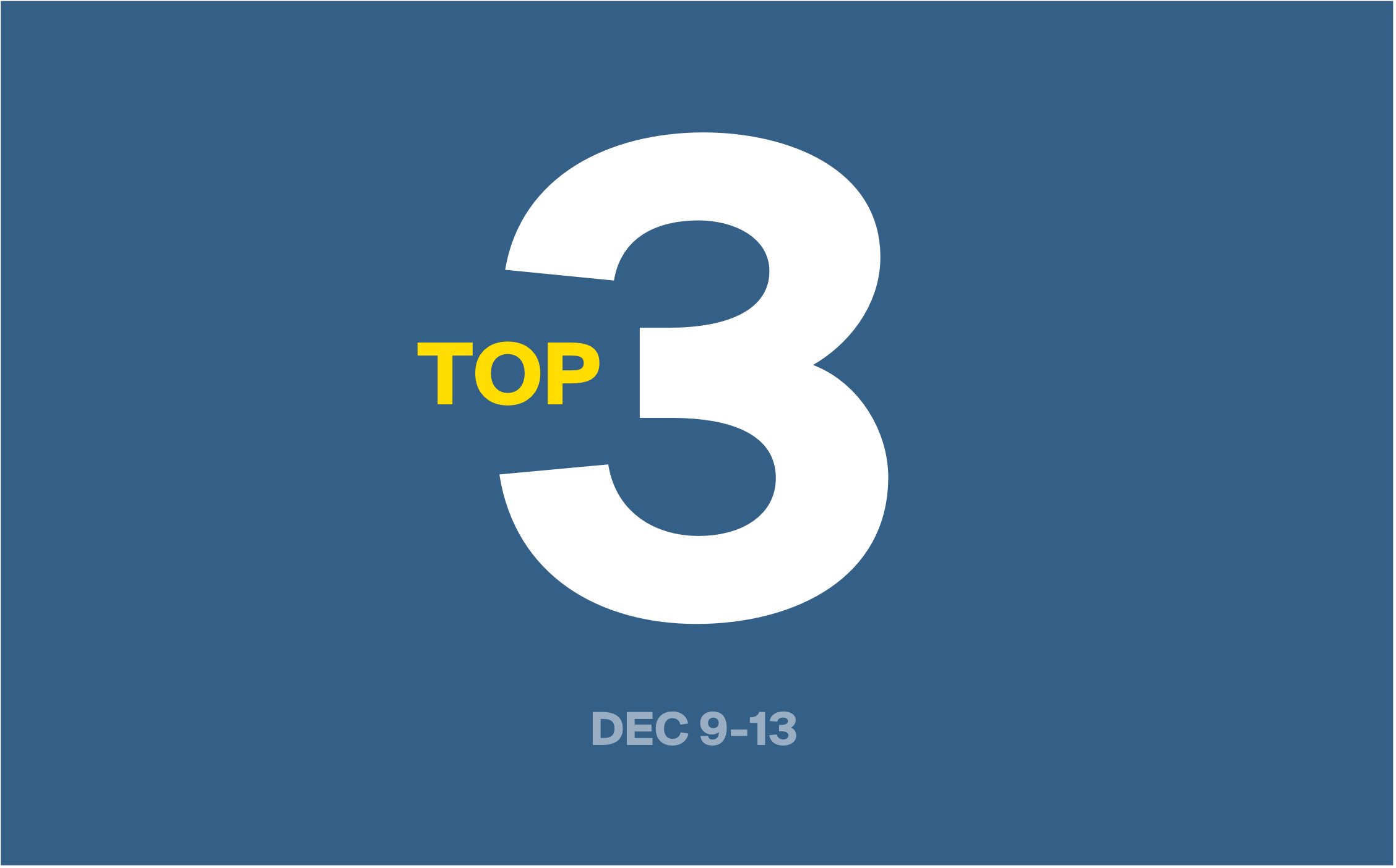 The Top 3 Private Placements Announced This Week (Dec. 9-13)
