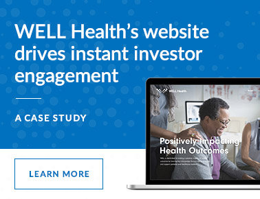 Case Study: WELL Health